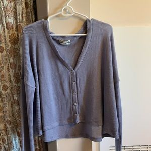 light blue/ purple comfy Urban Outfitters sweater